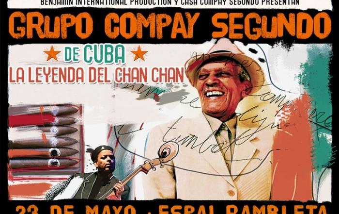 MUSICA CUBANA EN VALENCIA: Grupo Compay Segundo