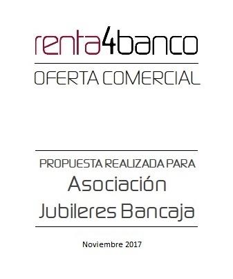 Renovación convenio con Renta 4 Banco