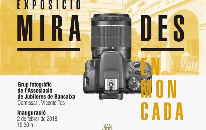 Inauguración Exposición Fotográfica Jubileres en Moncada