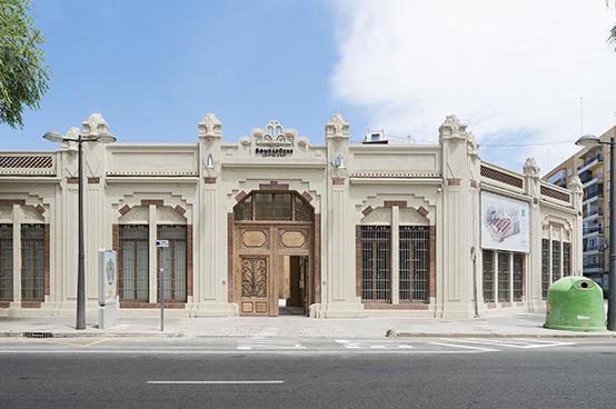 VISITA GUIADA AL CENTRO DE ARTE BOMBAS GENS. Ultima visita 29 de Mayo  2019  a las 11 horas.