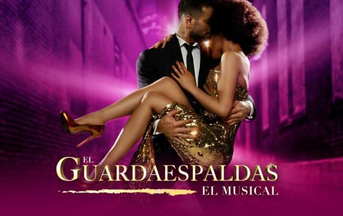 EL GUARDAESPALDAS. El Musical.