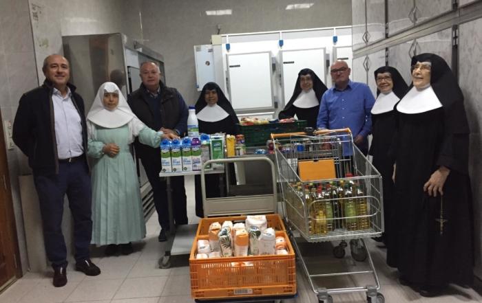 Donación Alimentos 2019