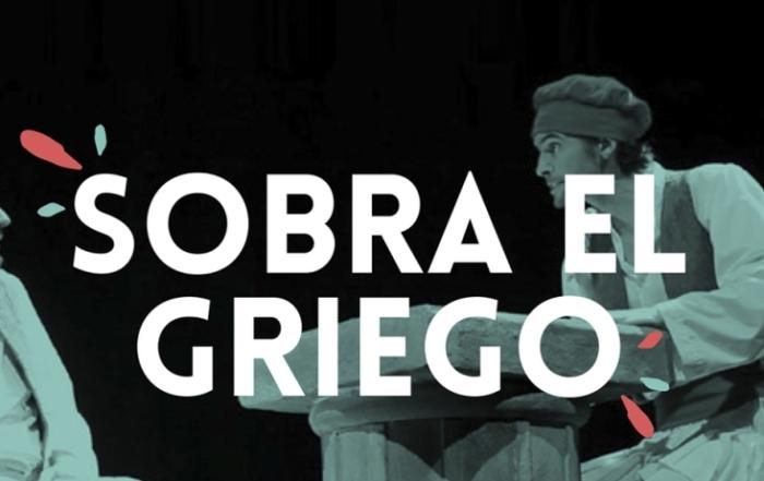 """""""SOBRA EL GRIEGO"""""""